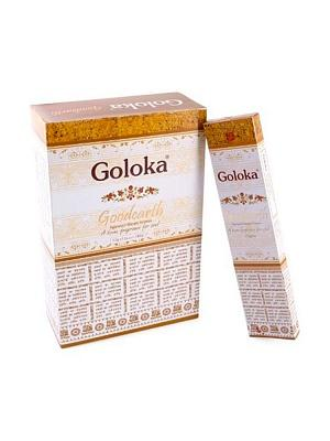 Аромапалочки Goloka Goodearth 15gm