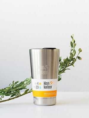 Термостакан Klean Kanteen Tumbler 16oz (473 мл) Brushed Stainless